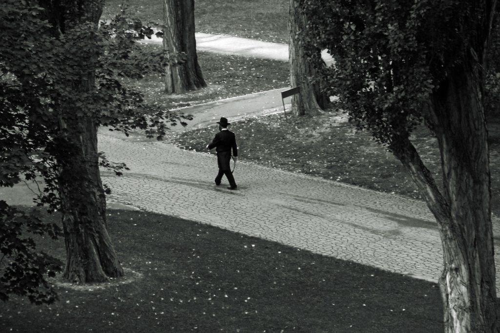 Stiller Weg-A.Loschen